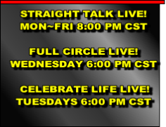 STRAIGHT TALK LIVE! 
